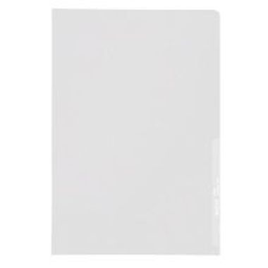 Standard Sichthülle  für A4, PP-Folie genarbt, 0,13 mm farblos
