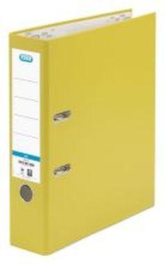 Kunststoff-Ordner SMART Rückenbreite 80 mm gelb