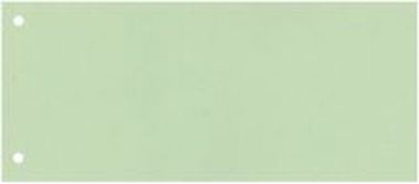 Trennstreifen grün 100 Stück