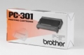 Brother Thermotransferrollen PC-301 schwarz