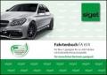 Fahrtenbuch für Pkw A6 quer