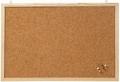 Kork-Pinntafeln CC-KT 40 x 30 cm