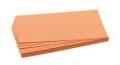 Moderations-Karten 500 Stück orange