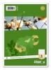 Format-X Ringbucheinlagen A5/A4 Größe A5, Packung mit 50 Blatt kariert