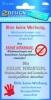 AVERY Zweckform® Selbstklebende Hinweis-Schilder 59508 rot