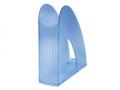 Stehsammler TWIN transluzent transluzent-blau