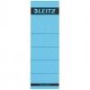 Rückenschilder breit, kurz 61 x 192 mm, 10 Stück blau