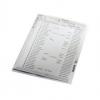 Standard Sichthüllen  für A5, PP-Folie genarbt, 0,13 mm farblos