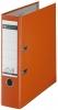 Plastik-Ordner 180° Rückenbreite 80 mm orange