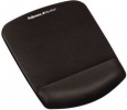 PlushTouch™ Handgelenkauflage mit Mauspad - schwarz