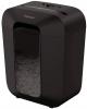 Aktenvernichter Powershred® - LX45 Partikelschnitt, schwarz
