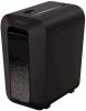 Aktenvernichter Powershred® - LX65 Partikelschnitt, schwarz