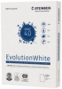 Steinbeis Evolution white A4 weiß