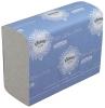 Handtücher - Zickzack, weiß, 23,8x20,3 cm, 2400 Tücher