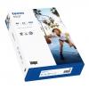 Kopierpapier tecno® star - A4, 80 g/qm, weiß, 500 Blatt, 2-fach gelocht