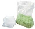 Plastikbeutel für Aktenvernichter HSM 104.3/105.3, 108.2/SECURIO B22/24