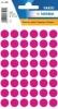 Herma Farb-/Markierungs-Punkte 1856 pink
