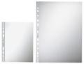 Standard Prospekthüllen, oben offen für Größe A4, Standardqualität genarbt, 0,10 mm