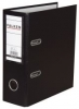 Ordner - A5 hoch, 80mm, PP-Folie, schwarz