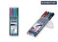Universalstift Lumocolor®, permanent Box mit 4 Farben