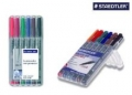 Universalstift Lumocolor® , non-permanent  Box mit 6 Farben