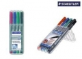 Universalstift Lumocolor® , non-permanent  Box mit 4 Farben