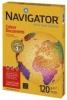 Kopierpapier Navigator Colour Documents - A4, 120 g/qm, weiß, 250 Blatt