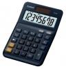 Tischrechner MS-8E - 8stellig, LC-Display, silberblau
