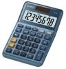 Tischrechner MS-80E - 8stellig, LC-Display, silberblau