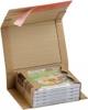 Versandverpackung zum Wickeln 147x126x55 mm für CDs