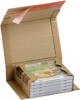 Klassische Versandverpackung zum Wickeln 380x290x80 mm (B4)