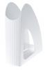 Stehsammler TWIN - DIN A4/C4, standfest, modern, weiß