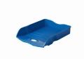 Briefablage Re-LOOP - A4/C4, stapelbar, blau