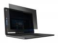 Magnetischer Blickschutzfilter für Laptops - 12,5 Zoll, schwarz