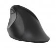 Maus Pro Fit® Ergo - kabellos schwarz