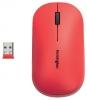 Maus - Wireless mit Bluetooth & Nano-USB-Empfänger, rot