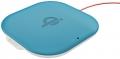 Ladegerät QI Cosy - Induktionsladegerät, ABS-Kunststoff, blau matt