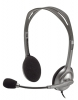 Headset H110 Stereo - silber