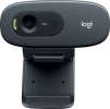 Webcam C270 - HD 720p schwarz