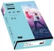 Multifunktionspapier tecno® colors - A4, 80 g/qm, mittelblau, 500 Blatt