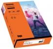 Multifunktionspapier tecno® colors - A4, 80 g/qm, intensivorange, 500 Blatt