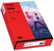 Multifunktionspapier tecno® colors - A4, 80 g/qm, intensivrot, 500 Blatt