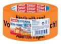Signal Ultra Strong Warnklebeband - 50 mm x 66 m, PVC, orange