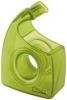 Handabroller Easy Cut eco für Rollen bis 19 mm 10 m (BxL) grün
