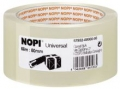 Packband Universal 50 mm x 66 m transparent