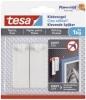 Powerstrips® Klebenagel für Tapeten und Putz (1kg) - 2 Stück, weiß