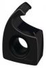 Handabroller Easy Cut, leer für Rollen bis 19 mm x 10 m schwarz