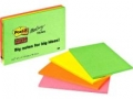Meeting Notes Neon 149 x 98,4mm Neonfarben (sortiert)