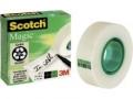 Scotch®Tape 810 - unsichtbar 19 mm x 33 m