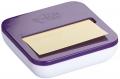 Haftnotizspender Super Sticky Z-Notes Promotion -  lila/weiß, 8 Blöcke